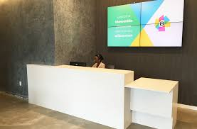 Ada Reception Desk Custom Designs Arnold Contract