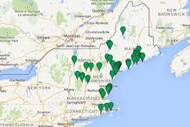 map of ma and ri landvest annual list of new s top sales in ma ri