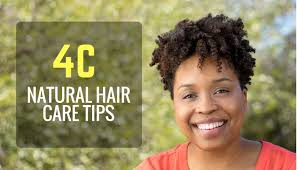 how to wesr thin wiry hair natural 4c natural hair care tips for growth and length