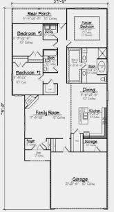 house plans for narrow lots with front garage 653492 zero lot line country french garden home under 2000