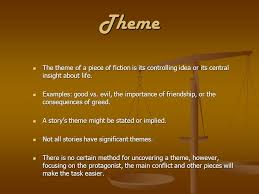 story themes about friendship elements of fiction learning about stories why do we read fiction