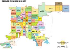 Denver Rtd Map Denver Maps Colorado Us Maps Of Denver Colorado Map For Free