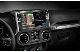 2017 jeep wrangler dashboard double din navigation car audio video u0026 navigation