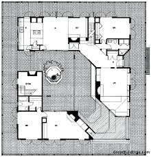 small courtyard house plans courtyard house plans house plans with courtyard in middle
