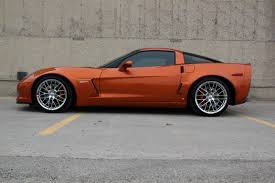 2009 z51 corvette 2009 atomic orange z06 corvette 191 units rides