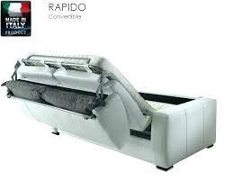 canapé rapido convertible canap convertible 120 cm de large canape convertible cm