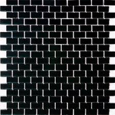 fresh black subway tile lowes 9222
