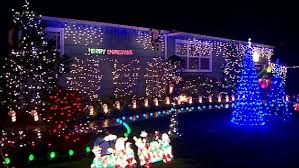 boy gives award for best lights in tigard