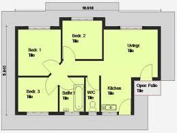 Economical 3 Bedroom Home Designs 3 Room House Plan Vdomisad Info Vdomisad Info