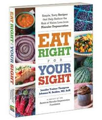food and recipes good for macular degeneration amdf