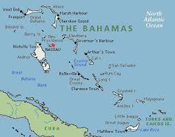 bahamas on a world map bahamas map map of bahamas greenwich time