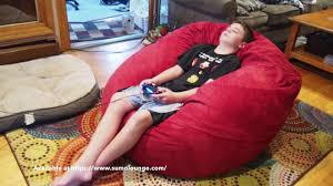sumo gamer bean bag chair review collectiondx cdxtra youtube
