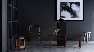 dark interior dark interiors take over in response to darker times