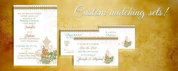 wedding ceremony card indian wedding cards and accessories design a wedding