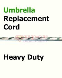 Patio Umbrella Cord by Amazon Com Umbrella Replacement Repair Kit Umbrella Repair Kit