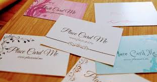 personalized cards wedding wedding ideas wedding ideas placement cards photo inspirations