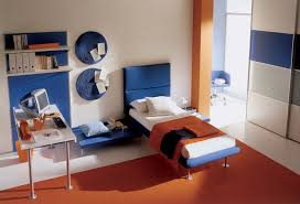 bedroom engaging childrens bedroom ideas design with blue red
