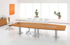 High Top Conference Table Awesome Modern Conference Table Boat Shaped Wod And Glass Table