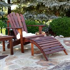 What Are Adirondack Chairs Belham Living Richmond Deluxe Shorea Wood Adirondack Chair Hayneedle