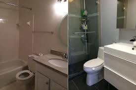 from your typical 5x8 bathroom to something very modern 5x8