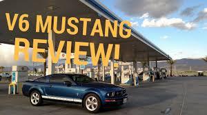 2007 ford mustang reviews 2007 ford mustang v6 review