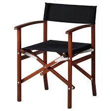 Ikea Chair Black