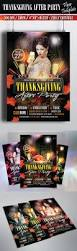 thanksgiving party flyer thanksgiving after party flyer template by arrow3000 graphicriver
