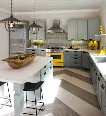kitchen with yellow walls and gray cabinets pale yellow and gray kitchen medium size of yellow kitchen units