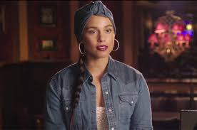 alicia keys recalls early days of her career
