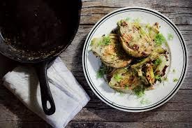 cuisiner du fenouil frais le fenouil crémeux a fait cuire au four en lait avec les épices de