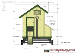 chicken coop free plans to build 3 plans large chicken coop plans