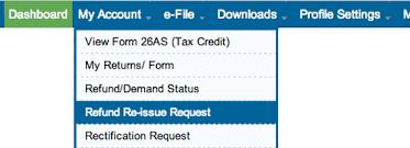 check income tax refund status through income tax india e