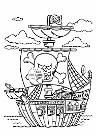 skeleton coloring coloring pages free online game printable for kids free pirate