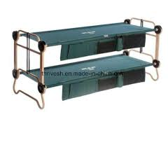 Stackable Bunk Beds China Stackable Bunkbed Camping Beds Sleeping Cot Durable Camp