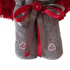 ohio state ribbon ohio state buckeyes gift for sports fans and unique