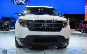 Ford Explorer 2013 - new york 2012 2013 ford explorer sport is