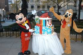 magnificent mile lights festival 2017 mickey mouse and pluto eli s cheesecake