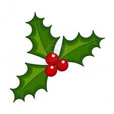 christmas holly mistletoe png clip clip art library