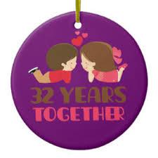 32nd wedding anniversary t shirts 32nd anniversary gifts - 32nd Wedding Anniversary