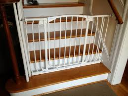 Cheap Banister Ideas Baby Gate For Stairs With Banister Ideas Best Baby Gates For