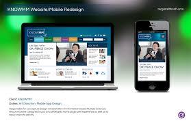 website homepage design website design mm portal garrett scott propixelpusher