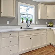 what paint color looks with espresso cabinets nuvo coconut espresso 1 day cabinet makeover kit