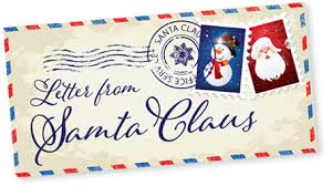 santa claus letters personalised letter from santa australia order now