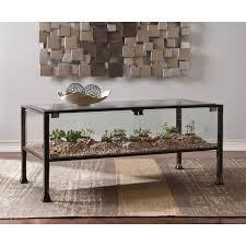 Sofa Tables Cheap by Coffee Tables Attractive Wonderful Terrarium Coffee Table With