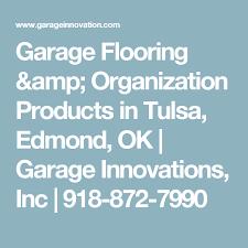 garage flooring organization products in tulsa edmond ok
