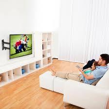 a26 full motion tv wall mount for 26 u201d u201355 u201d u2013 fleximounts