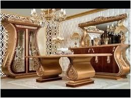 Living Room Luxury Furniture Gold Living Room Furniture Living Room Set Living Room Set With