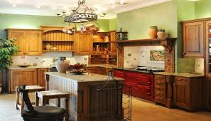 design ideas for space above kitchen cabinets decorate above