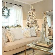 Home Decorating Christmas Best 25 White Christmas Decorations Ideas On Pinterest White