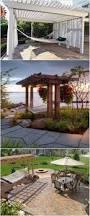Pergola Backyard Ideas by The 25 Best Backyard Hammock Ideas On Pinterest Back Yard